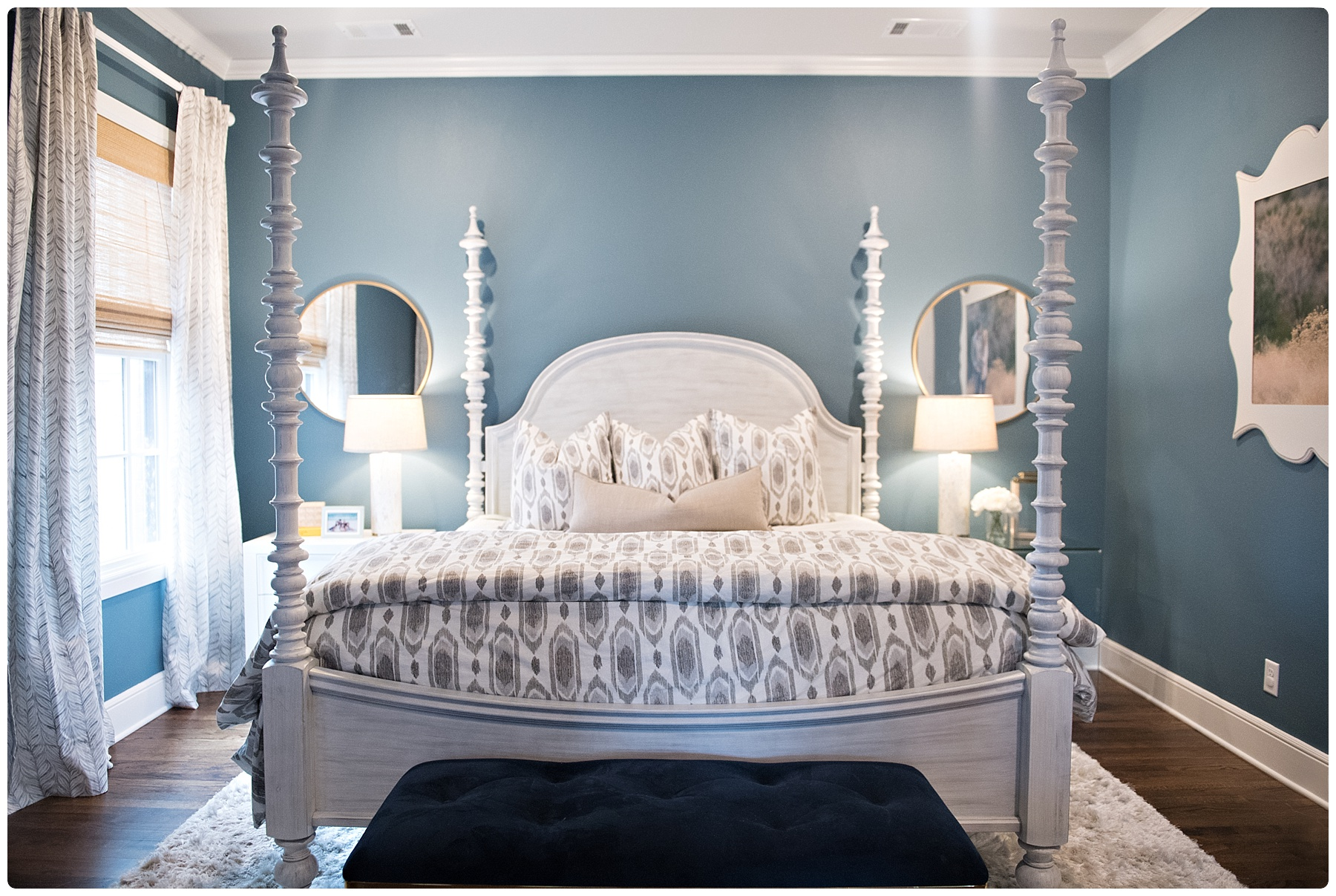 Where the magic happens | master bedroom inspiration - Style Duplicated